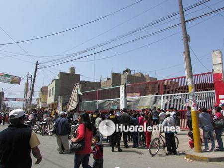 mercado mazu Huaral