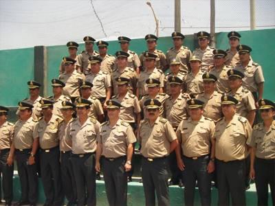 policias Huaral