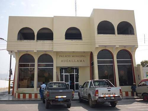 declaran emergencia palacio municipal aucallama