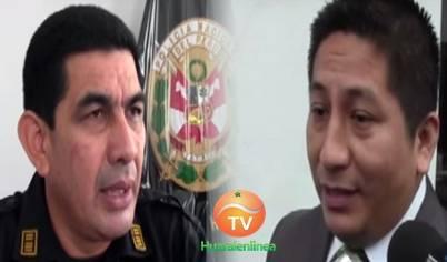 Fiscal responde cuestionamiento de comandante Jose Solano Grandez Huaralenlinea.com