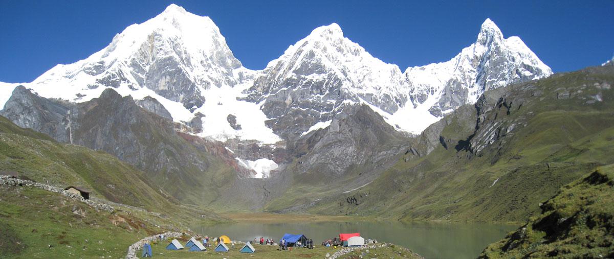 huayhuash classic trek