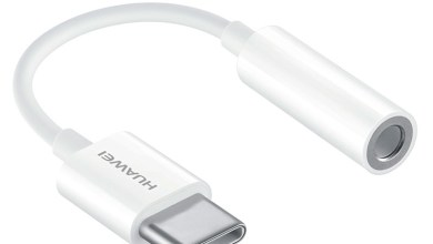Huawei CM20: USB-C - 3,5 mm audio adapter