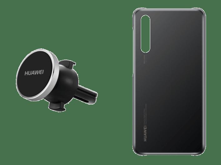 Huawei P20 Pro Car Case és Car Kit