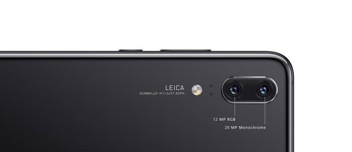 Huawei P20 Dual Leica Camera
