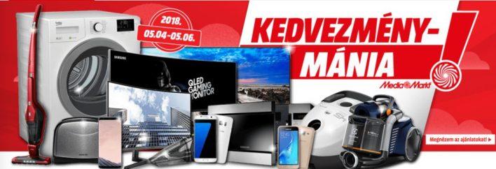 MediaMarkt Kedvezmény mánia Huawei ajánlatok