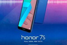 Olcsón debütált a Honor 7S