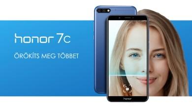 Honor 7C magyarországi ár és vásárlás