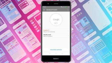 Huawei P10 Lite Android 8.0 frissítés