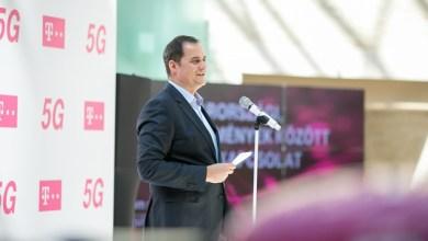 Rékasi Tibor, a Magyar Telekom új vezérigazgatója