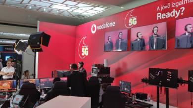 Vodafone 5G hálózat Siófokon a Huawei segítségével