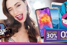 Glamour napi Huawei ajánlatok a Notebookspecialistánál