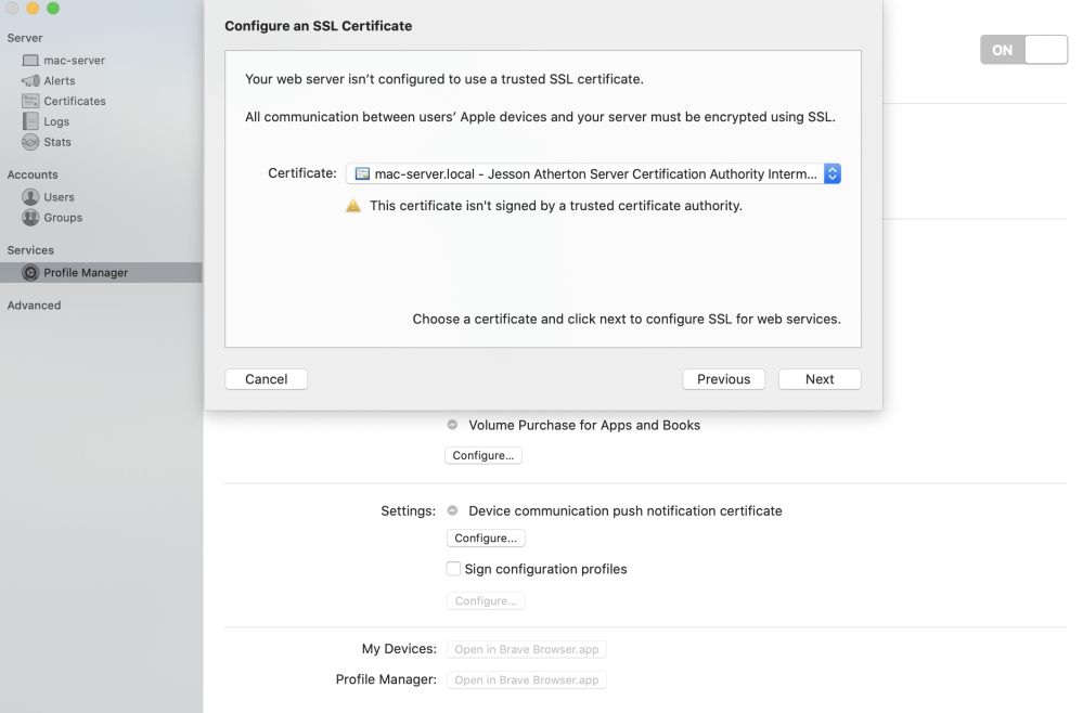 Was macht macos server tun? How To Use Apple Macos Server To Manage Your Alfre Alfresco Hub