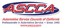 ASCCA – Automotive Service Councils of California
