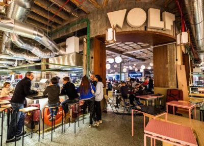 WOLF Food Market