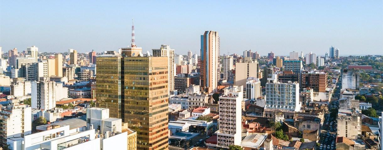 Contact day: the Paraguayan market