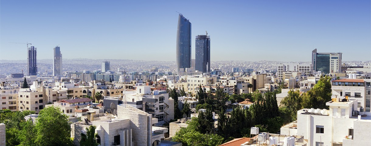 Contact day: the Jordanian market
