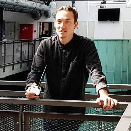 Alexandre McCormack | greenlab winner 2016