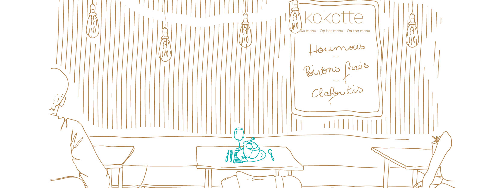 Kokotte: the call for applications for our pop-up restaurant is open!