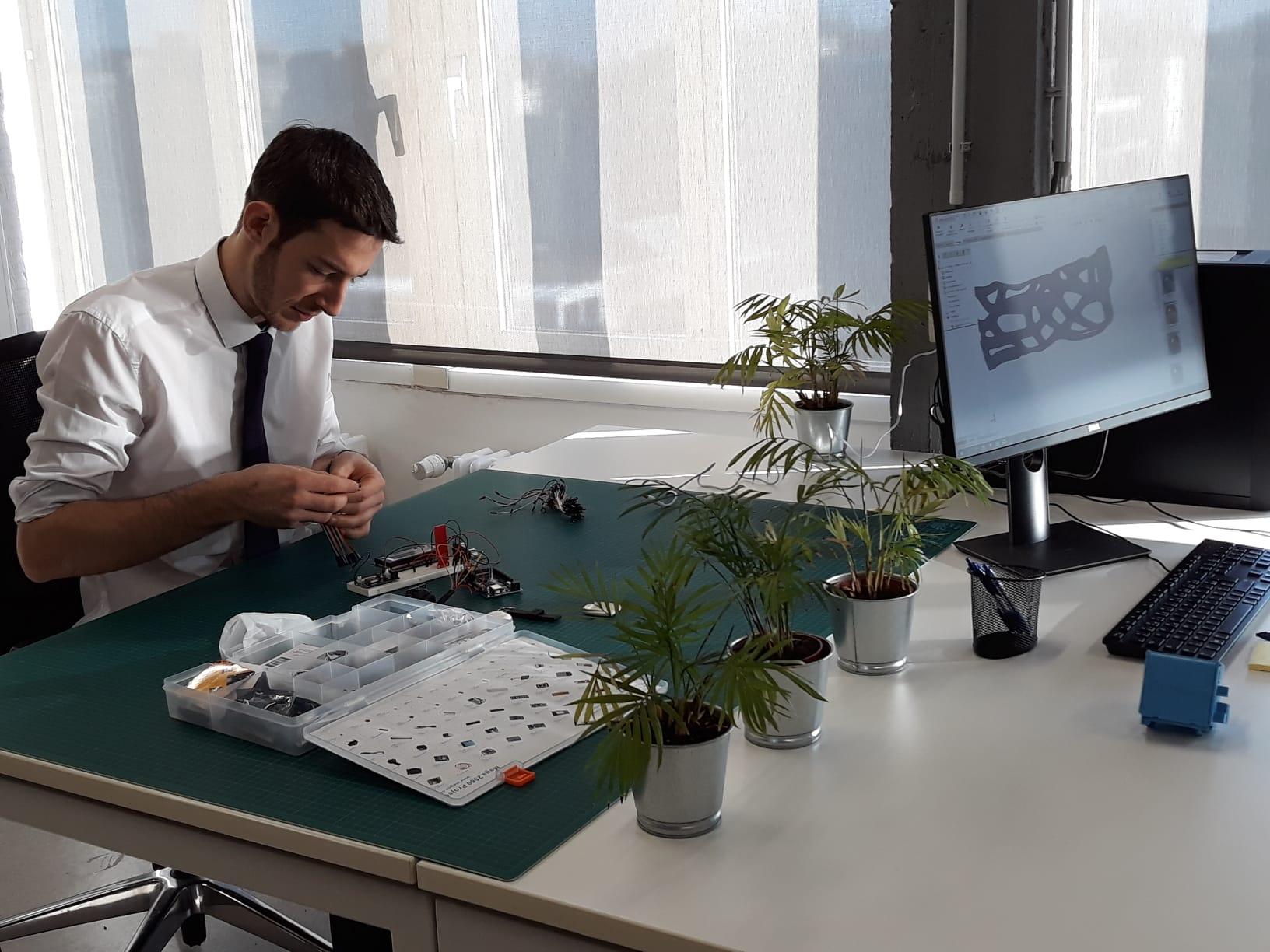 MedTech Atelier: een plek voor de prototypering van medische apparatuur