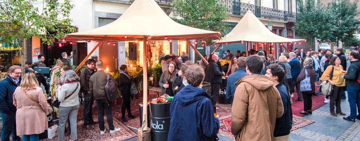 Inauguration: l'Auberge Espagnole lance sa cinquième saison