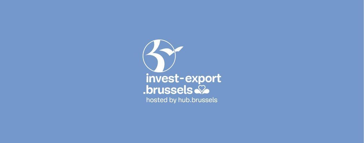 Bruxelles Invest & Export devient hub.brussels