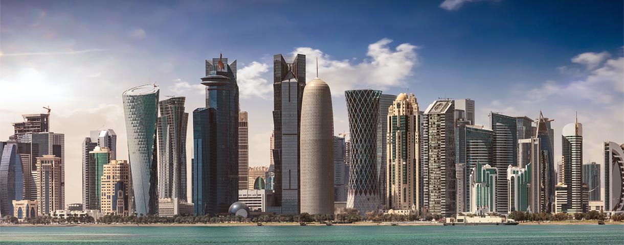 Contact day: de Qatarese markt