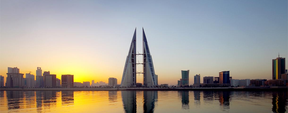Contact day: de Bahreini markt