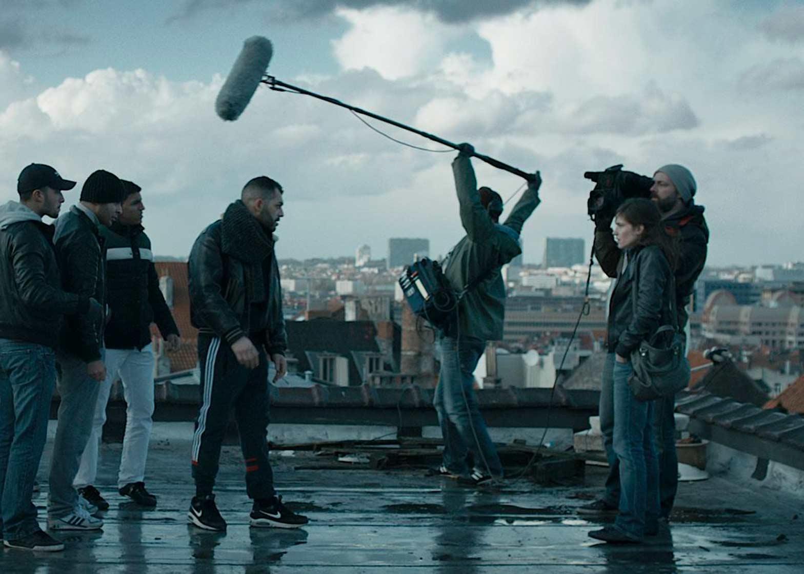 Audiovisuel: Bruxelles se projette à l'international