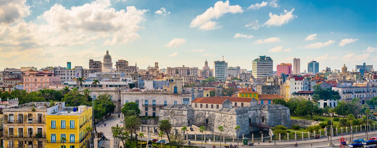 Contact day: de Cubaanse markt