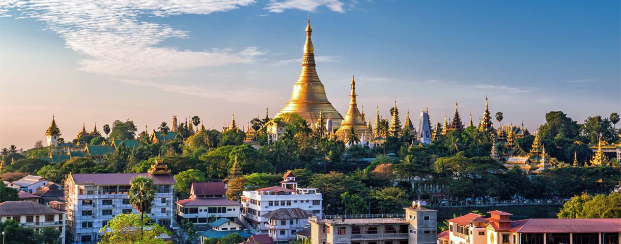 Contact day: the Burmese market