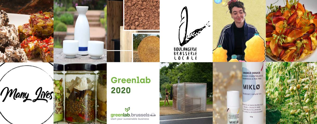 greenlab 2020: Les projets gagnants sont connus!
