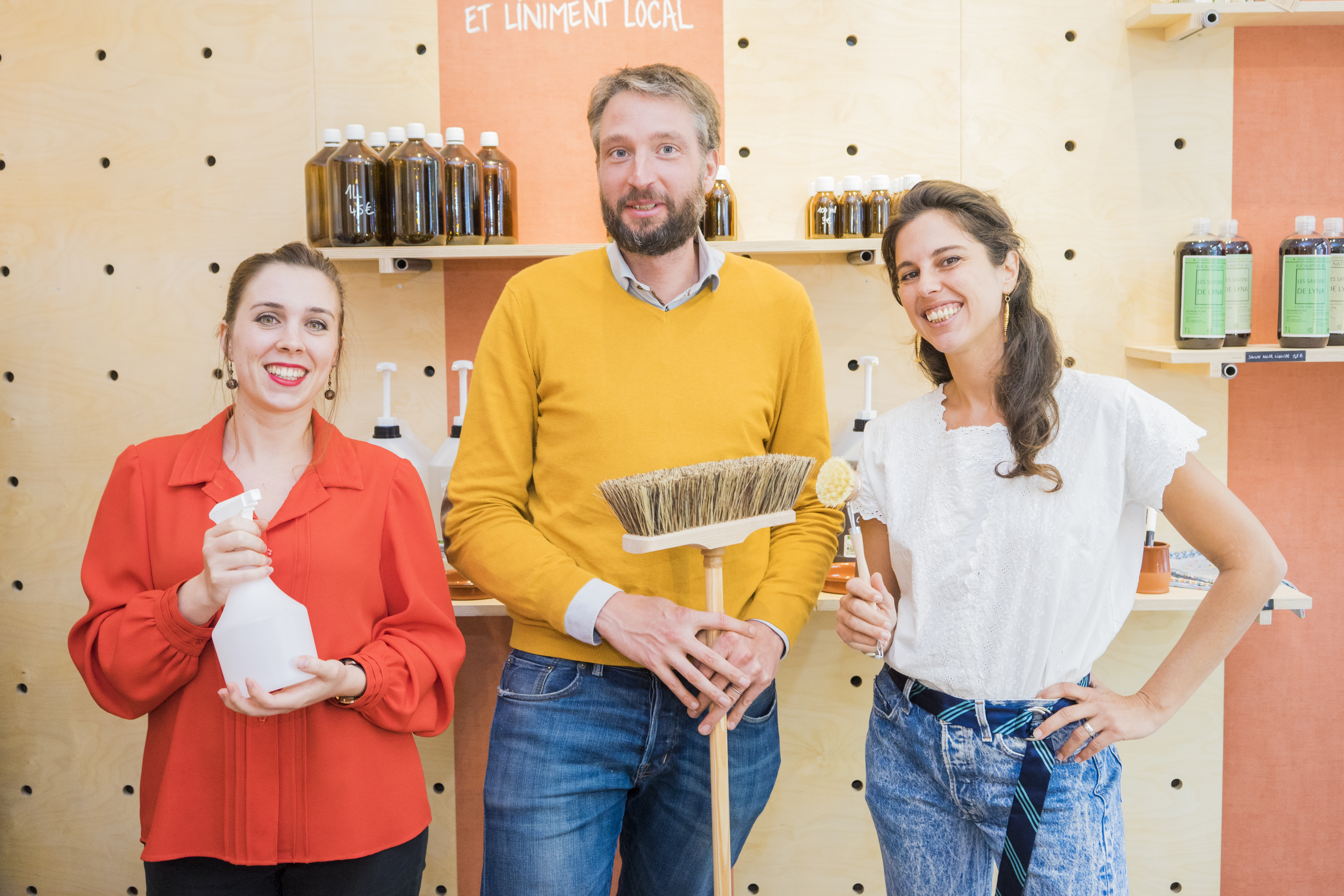 The Resource tests its sustainability concept at L'Auberge Espagnole