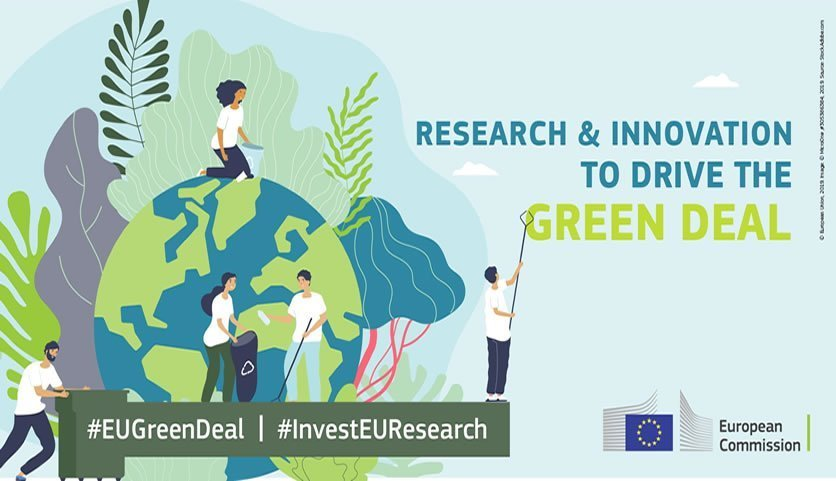 Projectoproep: European Green Deal