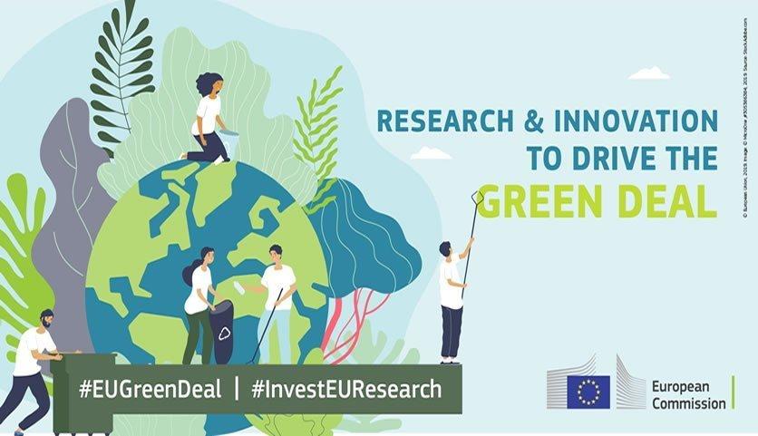Appel à projets : « Un pacte vert pour l'Europe»