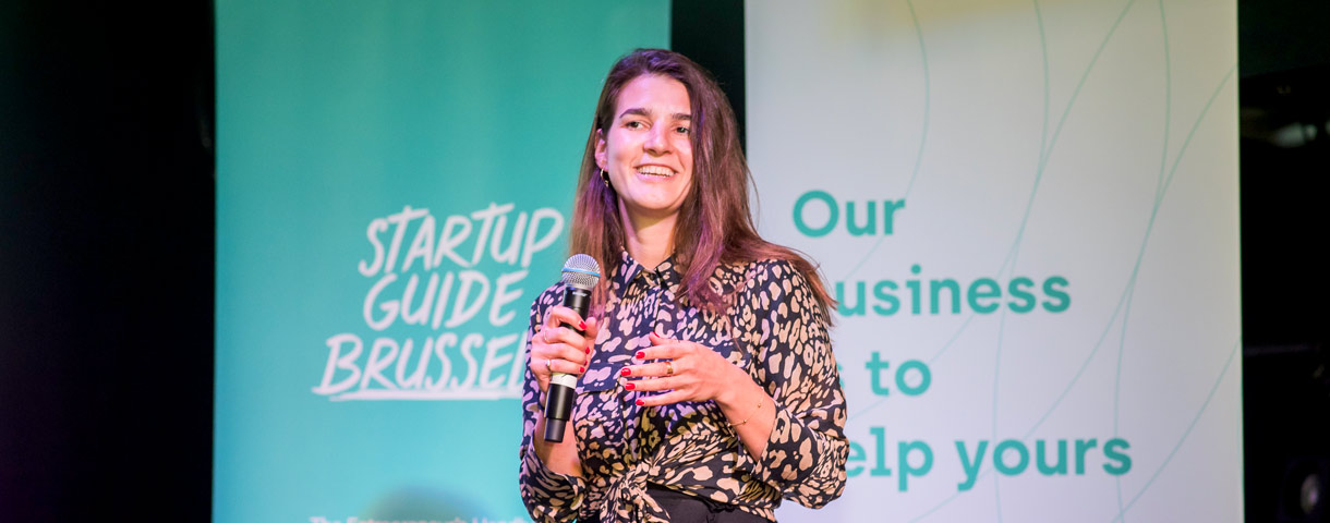 [CANCELLED] Startup Guide: launch of the Brussels entrepreneur's guide