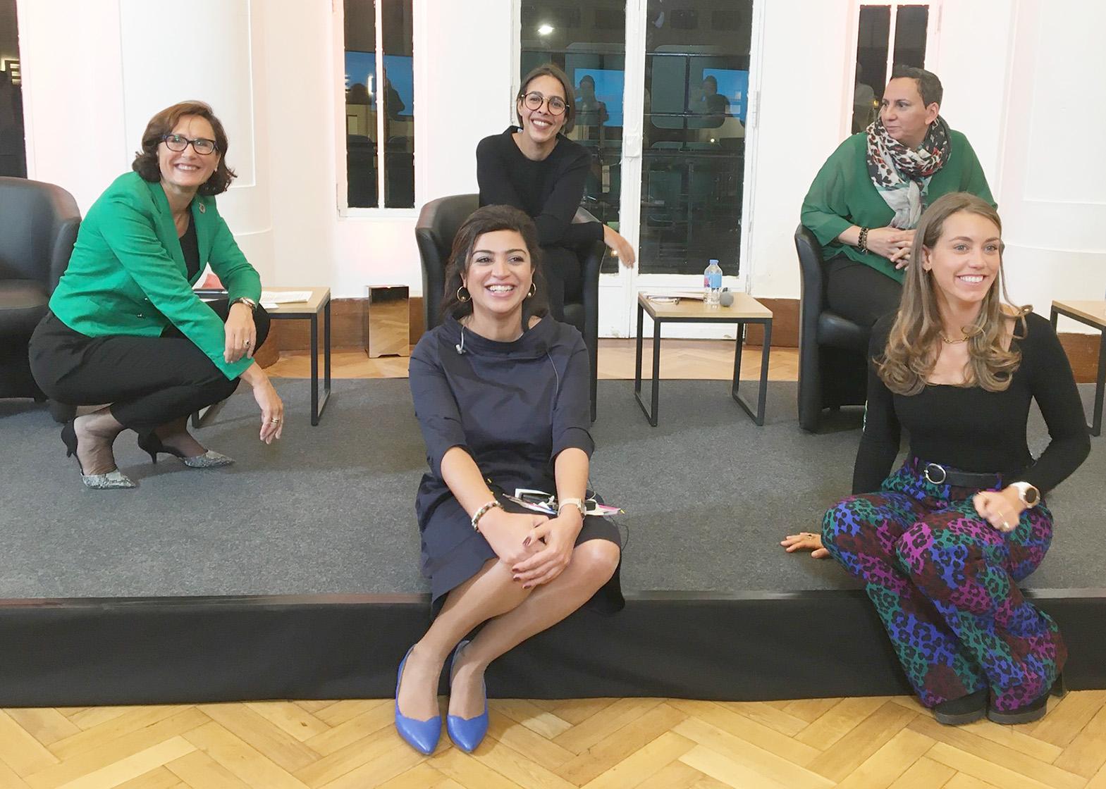 Rebound : Quand les femmes entrepreneures se réinventent