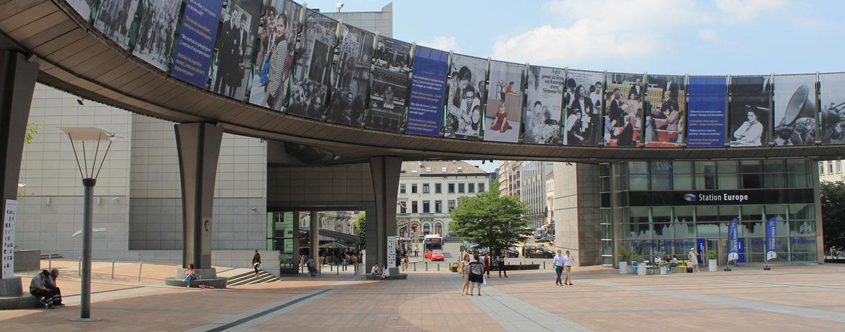 100 ideeën om in Brussel te ondernemen: de Europese wijk