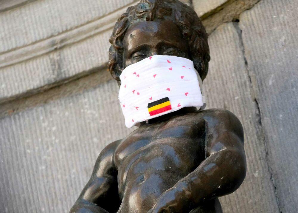 COVID-19: Bruxelles se réinvente face au défi du matériel médical