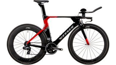 Vitus Chrono TT bike