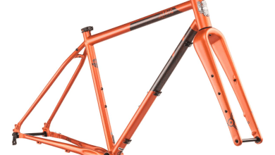 CYCLO-CROSS-FRAME