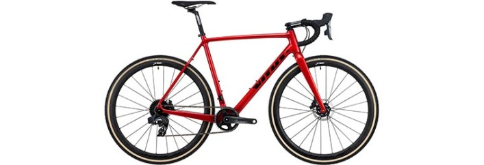 Vitus Energie CRX eTap Cyclocross Bike (Force)