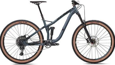 NS Bikes Snabb 150 Suspension Bike