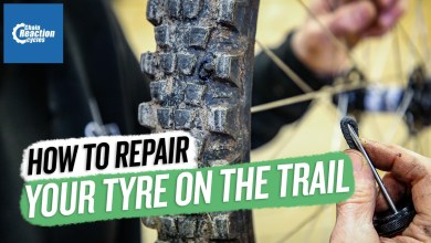 How to repair your tubeless tyre