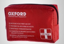 First aid kit for cycling