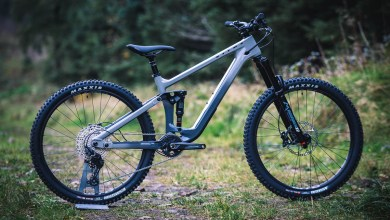 Vitus Escarpe 27 CR full suspension mountain bike