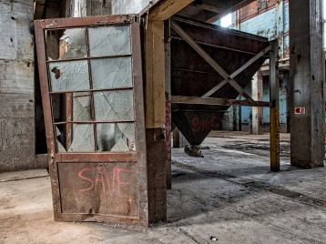 Items Saved in Bailey Power Plant