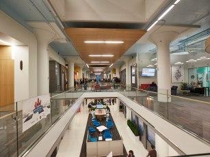 The Cambridge Innovation Center supplies the space for Venture Café St. Louis.