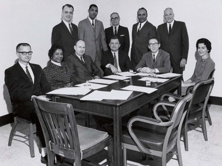 Former board members of Allegacy.