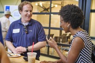 Networking is one of the many aspects of Venture Café