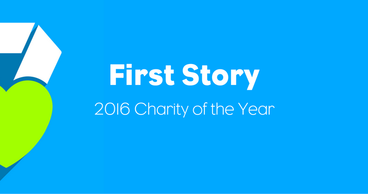 First Story Named The London Book Fair's Charity of the Year 2016